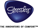Stressless Slogan logo