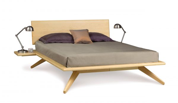 Astrid Bed With One Adjustable Headboard
