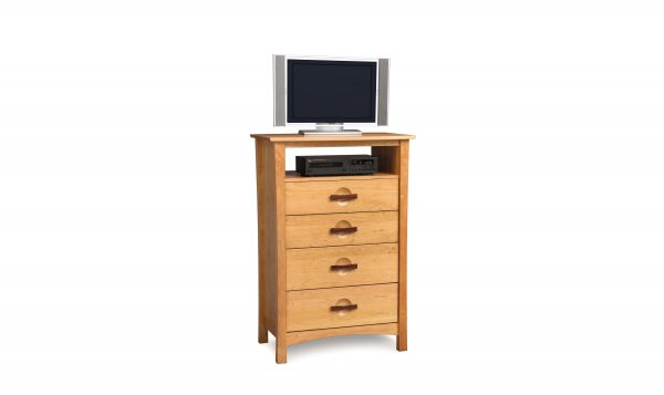 Berkeley 4 Drawer With Tv Organizer
