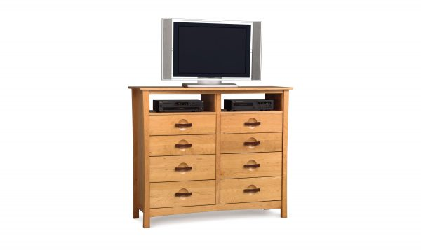 Berkeley 8 Drawer With TV Organizer