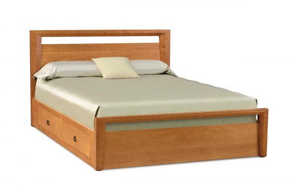 Mansfield Bed With Storage
