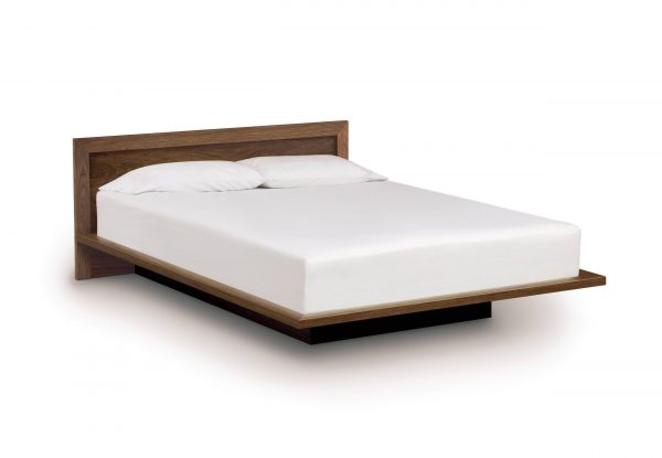 Moduluxe Bed With Panel Headboard