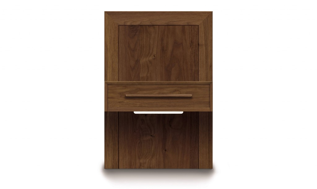 Moduluxe 35 High Nightstand With Drawer For Storage Bed Hansen Interiors