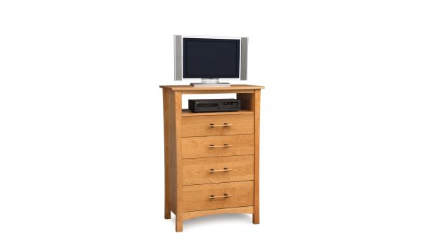 Monterey 4 Drawer With TV Organizer