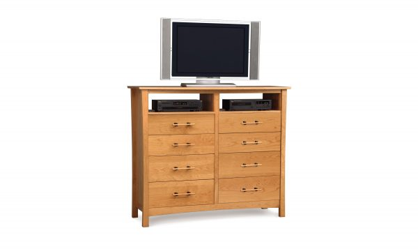 Monterey 8 Drawer With TV Organizer