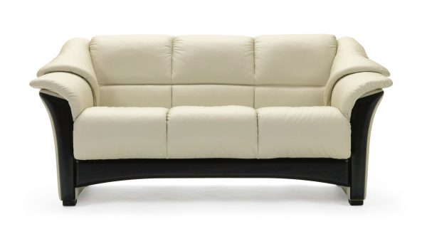 Oslo Loveseat Wood Trim