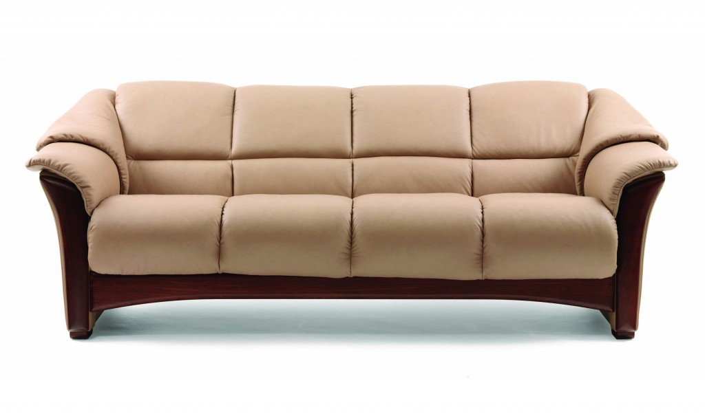 Oslo Sofa Wood Trim