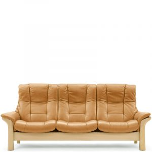 Ekornes Stressless Buckingham High Back Sofa