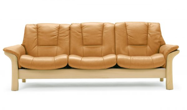 Stressless Buckingham (L) Low Back Sofa
