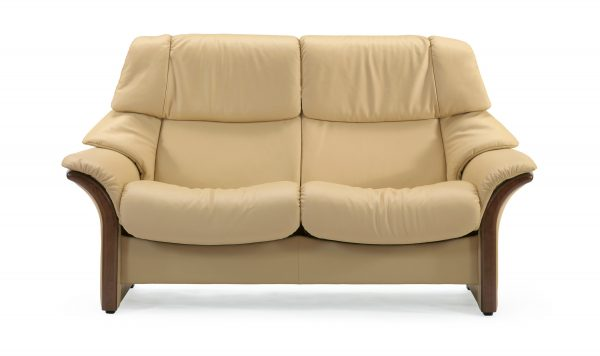 Stressless Eldorado (M) High Back Loveseat
