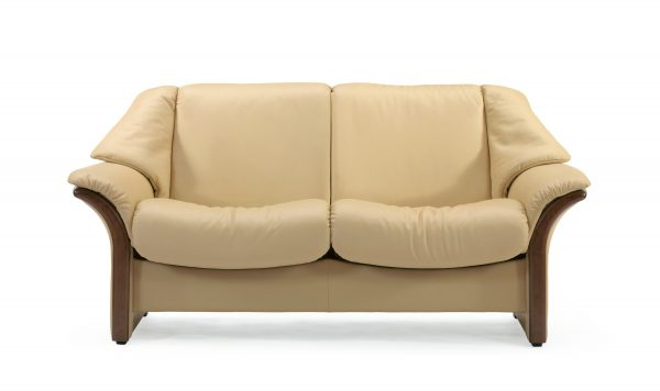 Stressless Eldorado (M) Low Back Loveseat