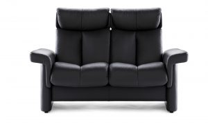 Stressless Legend High Back Loveseat