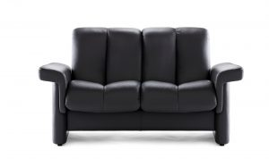Stressless Legend Low Back Loveseat