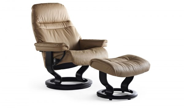 Stressless Sunrise Recliner Classic