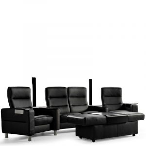 Ekornes Stressless Wave Home Theater