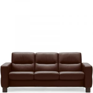 Ekornes Stressless Wave Low Back Sofa