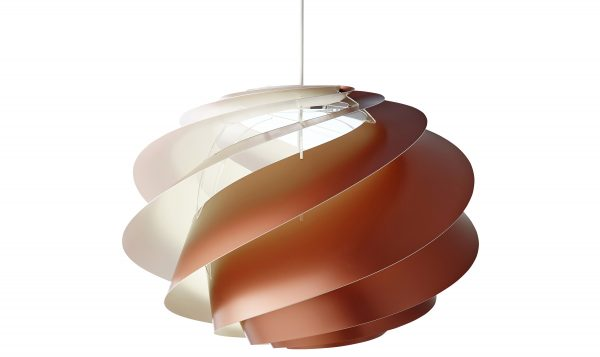 Le Klint Swirl 1 Medium Copper