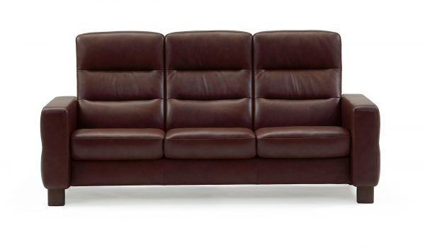 Stressless Wave (M) High Back Sofa
