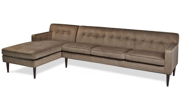 Quincy Three Seat With Long Seat Sectional