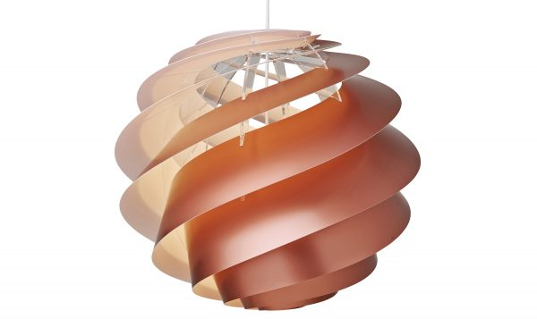 Le Klint Swirl 3 Large Copper