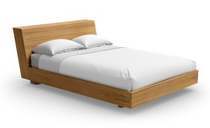 Urbana Bed with Storage Headboard
