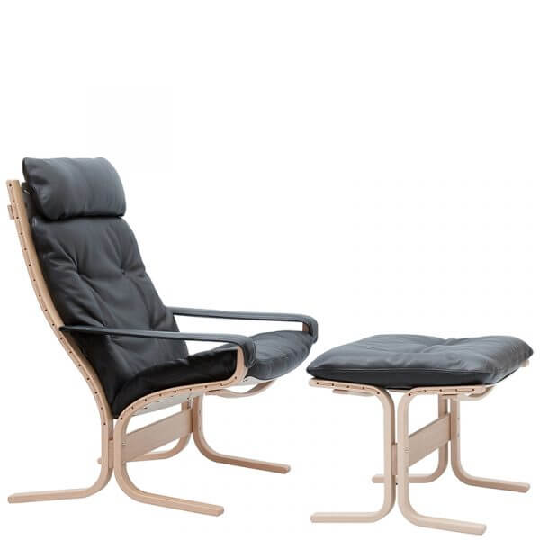 Siesta Classic Chair, High Back With Arms