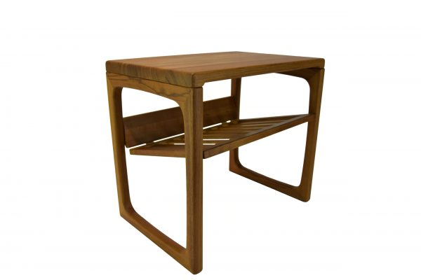 Scandinavia Teak End Table