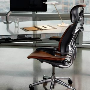 Freedom Headrest by Humanscale
