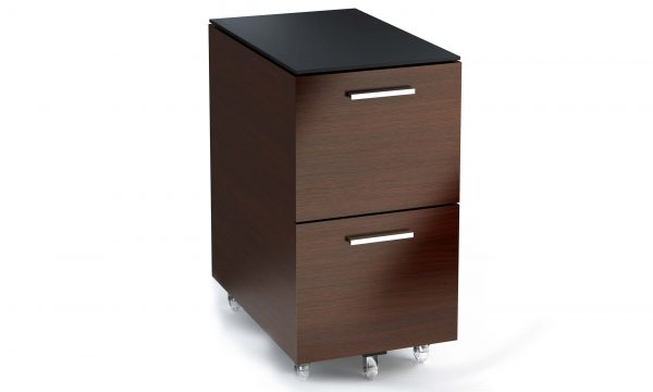 Sequel 6005 Two Drawer Mobile File Pedestal