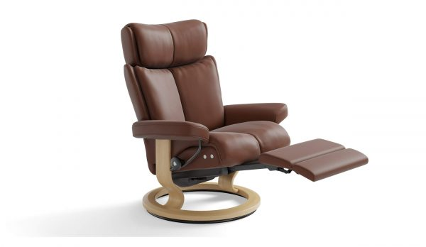 Stressless Magic Recliner LegComfort Power