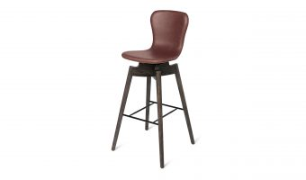 Shell Bar Stool Mater Design Hansen Interiors