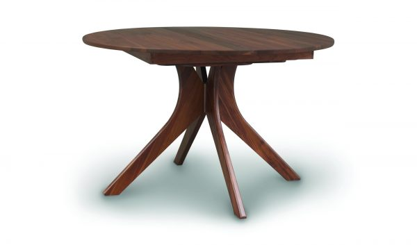 Audrey Round Dining Table with Extension