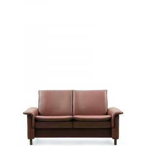Stressless Aurora Low Back Loveseat