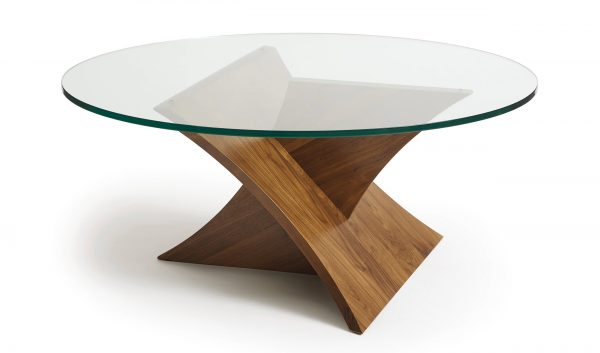 Planes Round Coffee Table
