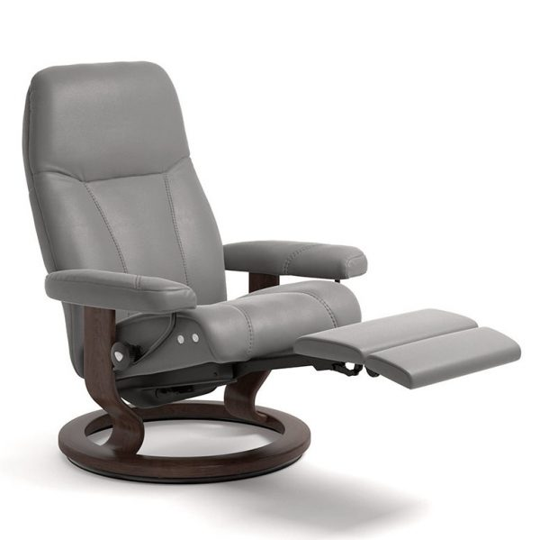 Stressless Consul Recliner LegComfort Power