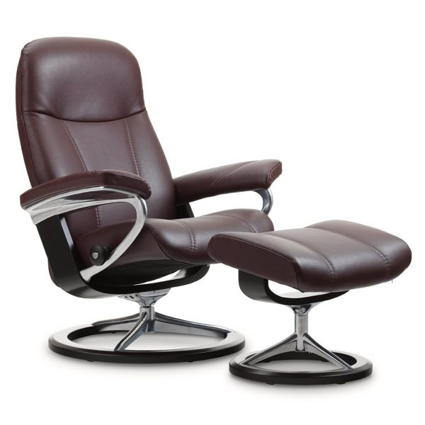 Stressless Consul Recliner Signature