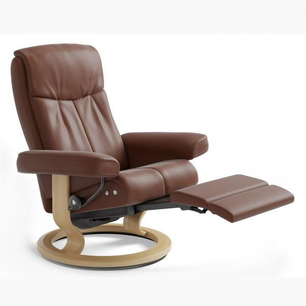 Stressless Peace Recliner LegComfort Power