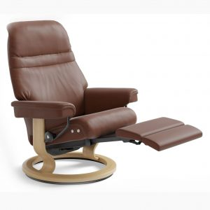 Stressless Sunrise Recliner LegComfort