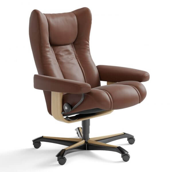 Stressless Wing (M) Office Chair