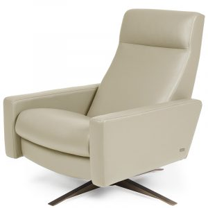 American Leather Comfort Air Cloud Pearl