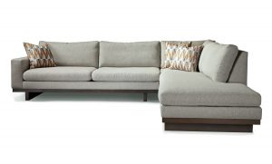 Thayer Coggin LA Sectional