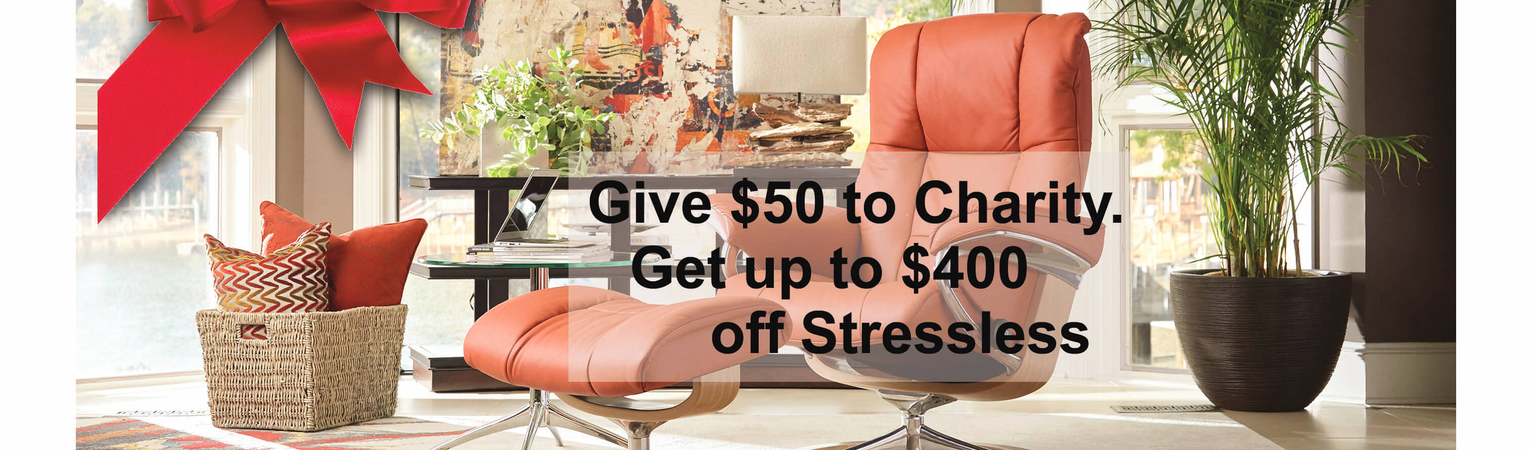 Stressless Charity Promotion 2019