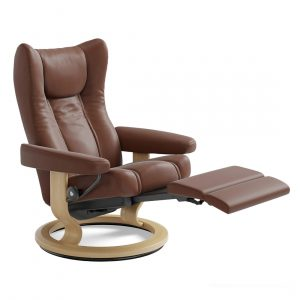 Stressless Wing Recliner Power