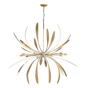 Hubbardton Forge Dahlia Large Chandelier 2