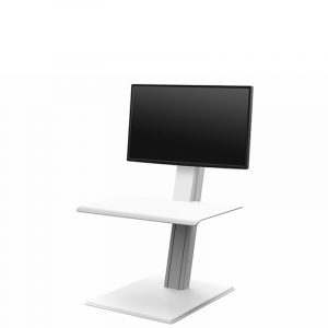 Humanscale Quick Stand White