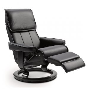 Stressless Admiral Recliner Power