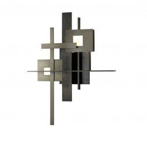 Hubbardton Forge Planar Wall Sconce Vertical