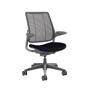 Humanscale Diffrient Smart Dark Grey Angle