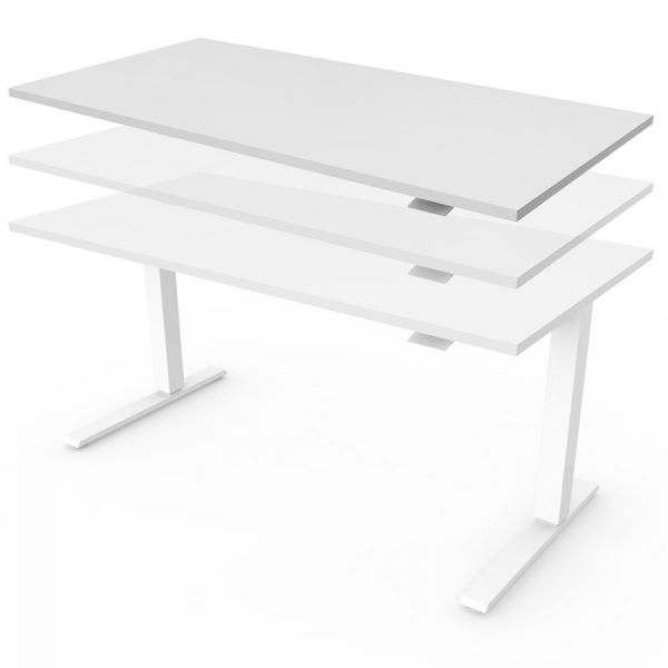 Humanscale Float Sit/Stand Desk
