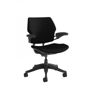 Humanscale Freedom Task Chair Corde 4 Black 01